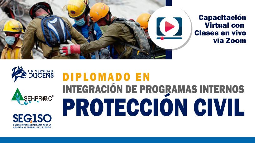Programas internos de Protección Civil